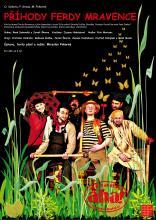 Příhody Ferdy mravence - plakát