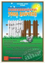 Dobrodružství Toma Sawyera - plakát