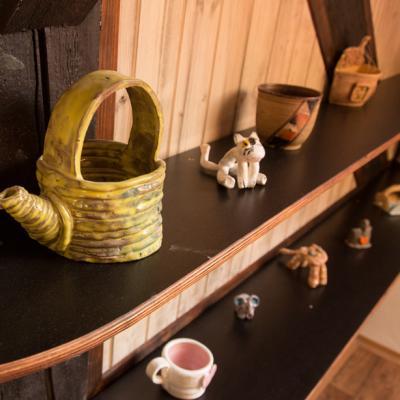 Ateliér-keramika